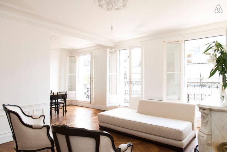 Réhabilitation totale d'un appartement haussmannien à Paris 9