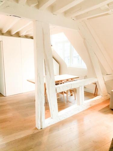 Réhabilitation totale d'un appartement Paris 6