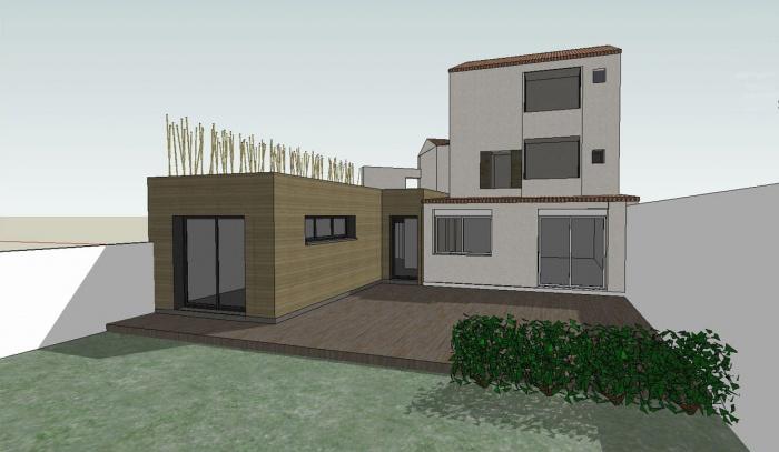 Extension logement