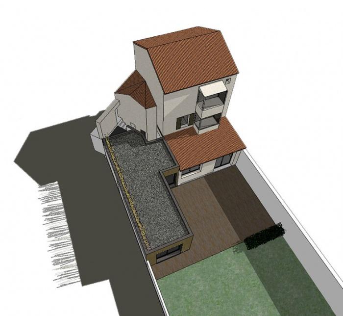 Extension logement : Vue2 Archifrance