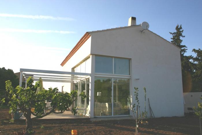 La maison M (bio climatique)