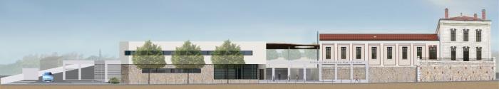 Rénovation de l'école primaire Pont du Suve : 4