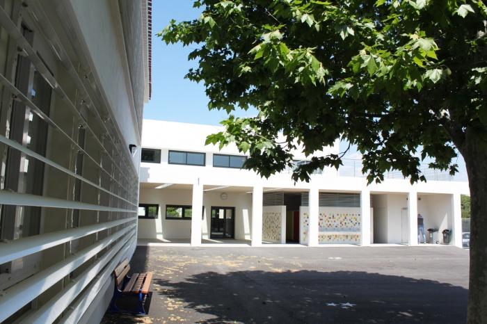 Rénovation de l'école primaire Pont du Suve : IMG_6110.JPG