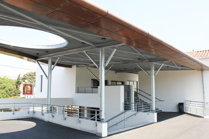 Rénovation de l'école primaire Pont du Suve : IMG_6097