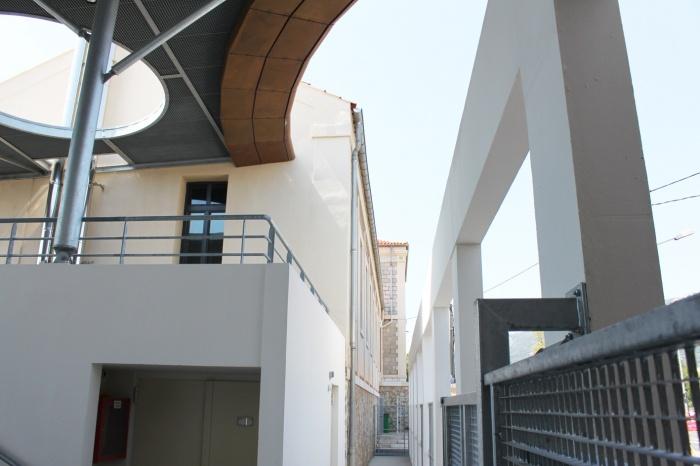 Rénovation de l'école primaire Pont du Suve : IMG_6102