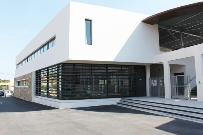 Rénovation de l'école primaire Pont du Suve : IMG_6143