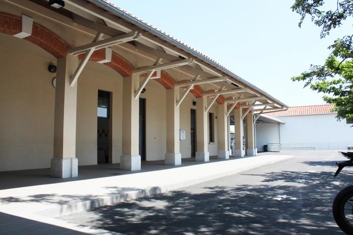 Rénovation de l'école primaire Pont du Suve : IMG_6095