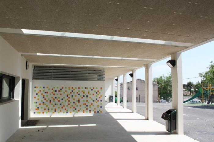 Rénovation de l'école primaire Pont du Suve : IMG_6129