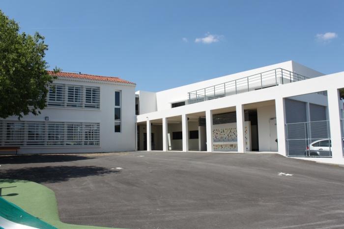 Rénovation de l'école primaire Pont du Suve : IMG_6108