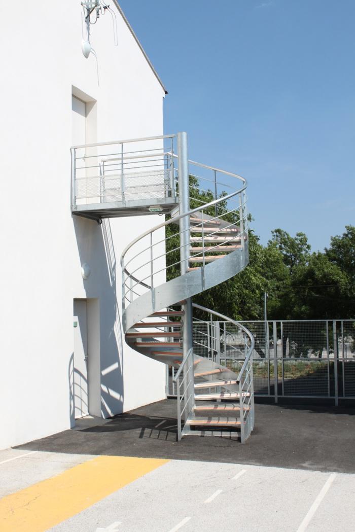 Rénovation de l'école primaire Pont du Suve : IMG_6134
