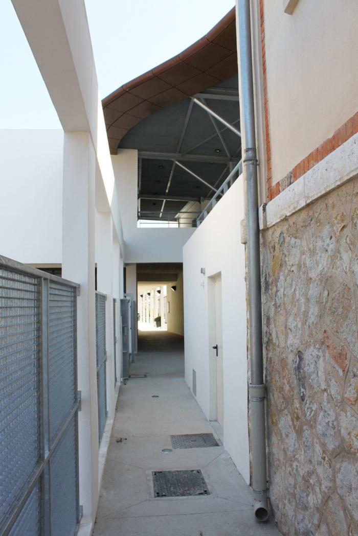 Rénovation de l'école primaire Pont du Suve : IMG_6100