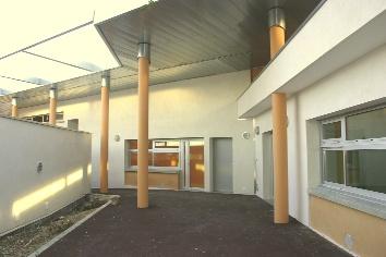 Construction d'un centre de loisirs pour 150 enfants : Sans titre-3