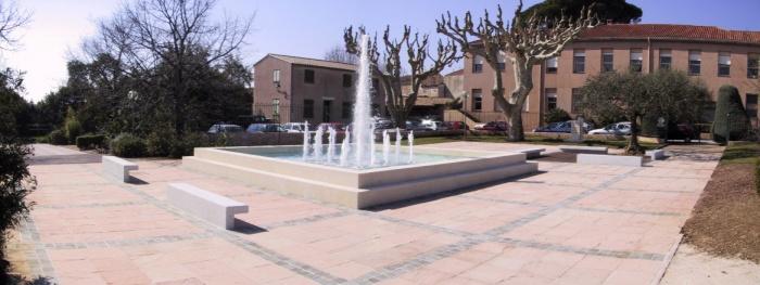 Bassin du jardin de l'Hotel de Ville : Sans titre-7