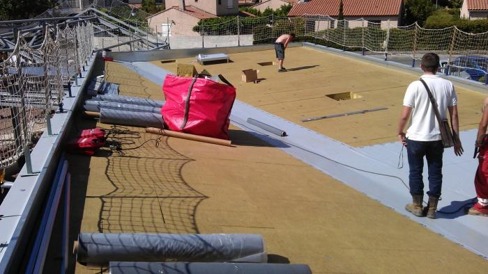 Construction dune crèche 40 enfants : IMAG0247