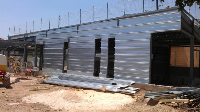 Construction dune crèche 40 enfants : IMAG0274