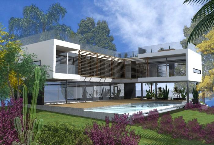 Sylvain perillat architecte les tours with sylvain for Architecte pour les maisons