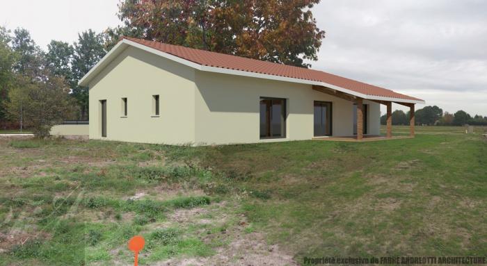 Maison individuelle - Le porge (33)