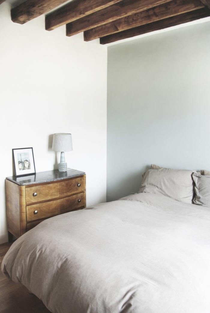 Restructuration complète d'un appartement à Paris 11° : chambre2