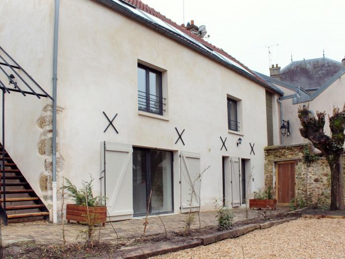 3 Logements dans une maison ancienne en meulière dans la Vallée de Chevreuse : IMG_2604