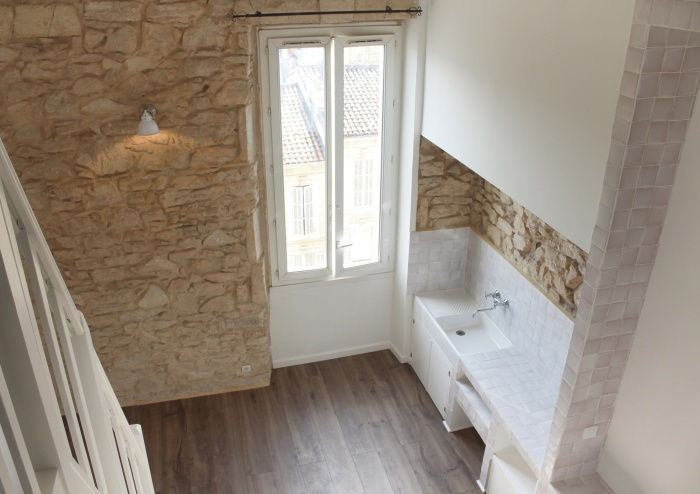 Réhabilitation d'un appartement à Marseille 06
