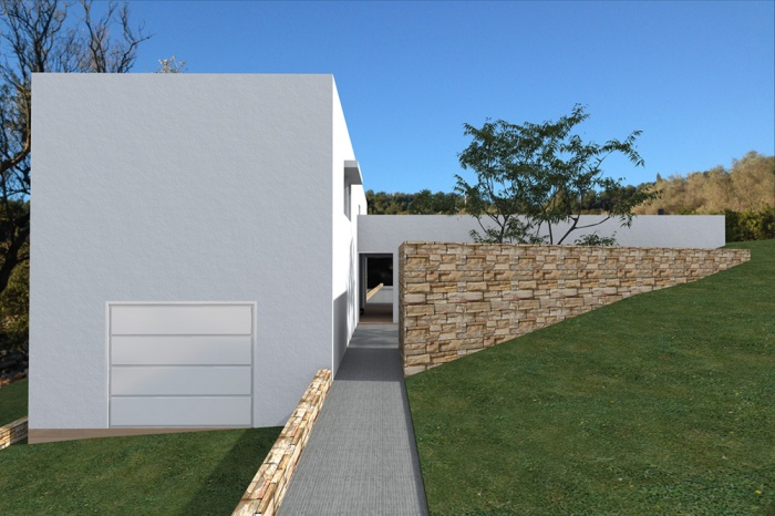 Maison d 39 architecte basse consommation nerg tique for Maison tres basse consommation