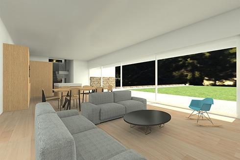 Maison d\'architecte basse consommation énergétique à Bandol ...