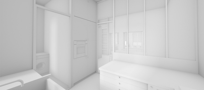 Rénovation d'un appartement à Nice : may_architecture_architecte_rénovation_Nice-Rossini-09